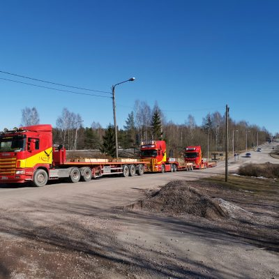 Eilola - Kuljetuspalvelut